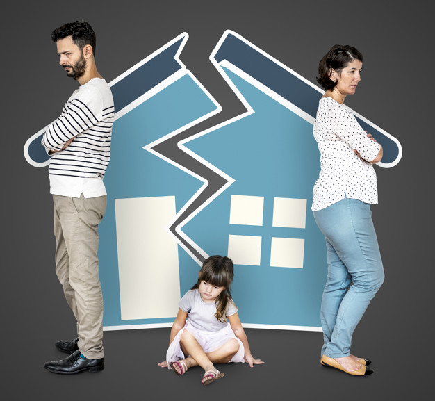 Enfant: sa résidence après le divorce à l'amiable