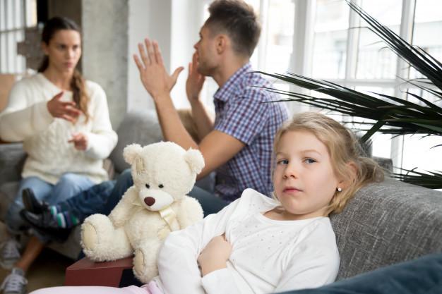 Divorce: Qui obtiendra la garde des enfants?