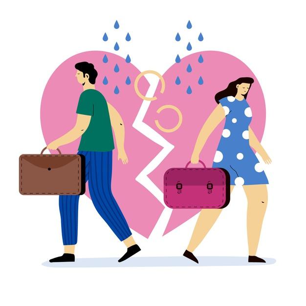 Divorce à l'amiable et pension alimentaire